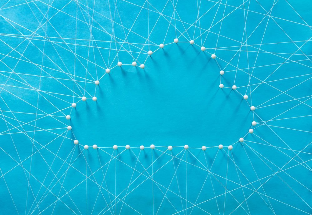 cloud infrastructure as a service